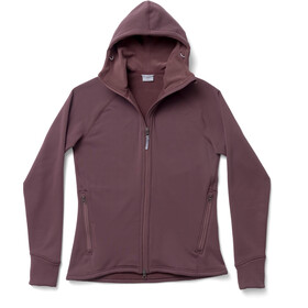 Houdini Power Houdi Jacke Damen red illusion